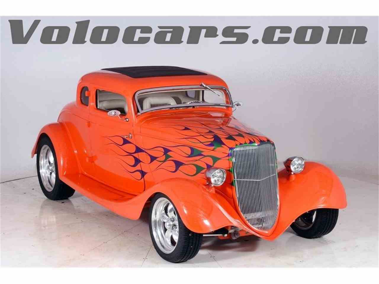 Large Picture of 1934 5-Window Coupe - $59,998.00 - M7Z9