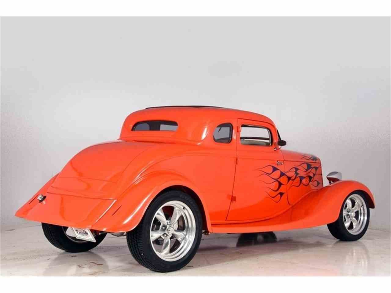 Large Picture of Classic 1934 5-Window Coupe Offered by Volo Auto Museum - M7Z9