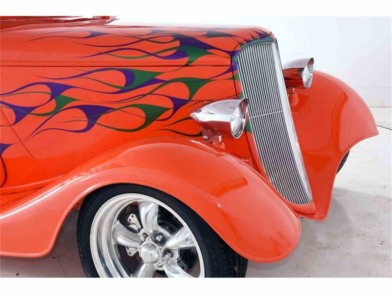 Large Picture of '34 Ford 5-Window Coupe located in Volo Illinois Offered by Volo Auto Museum - M7Z9
