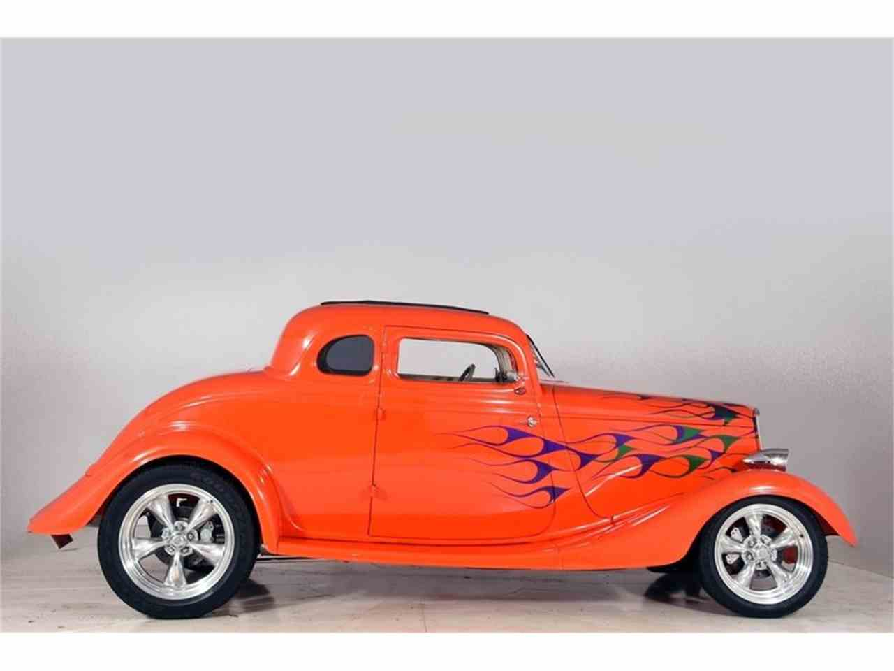 Large Picture of 1934 Ford 5-Window Coupe located in Illinois Offered by Volo Auto Museum - M7Z9