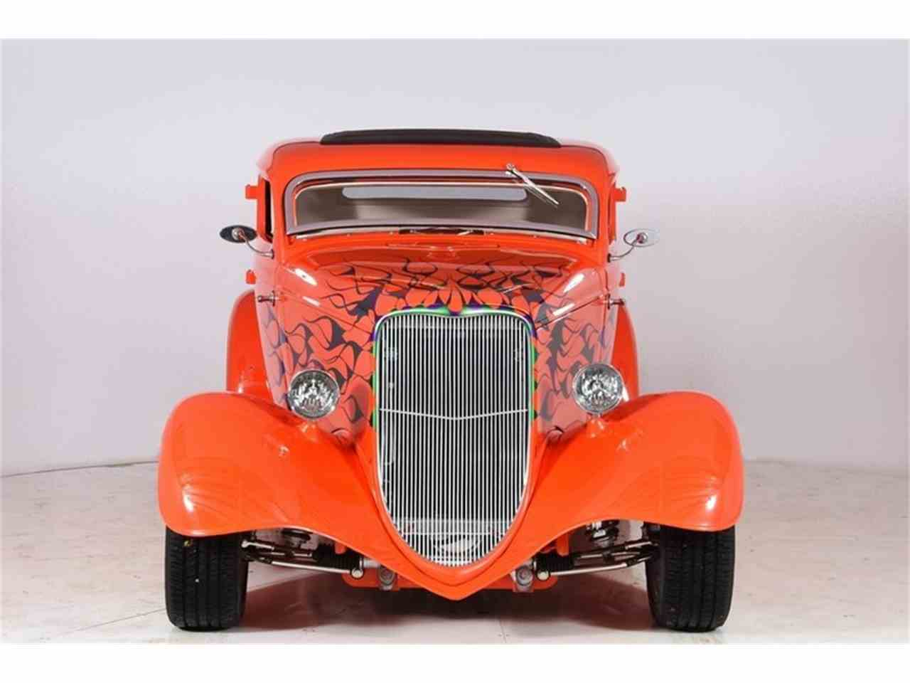 Large Picture of Classic '34 Ford 5-Window Coupe located in Volo Illinois - $59,998.00 Offered by Volo Auto Museum - M7Z9