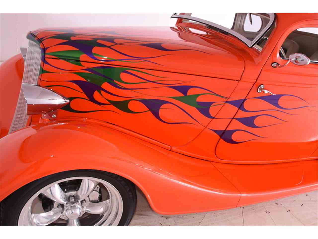 Large Picture of Classic 1934 5-Window Coupe located in Illinois Offered by Volo Auto Museum - M7Z9