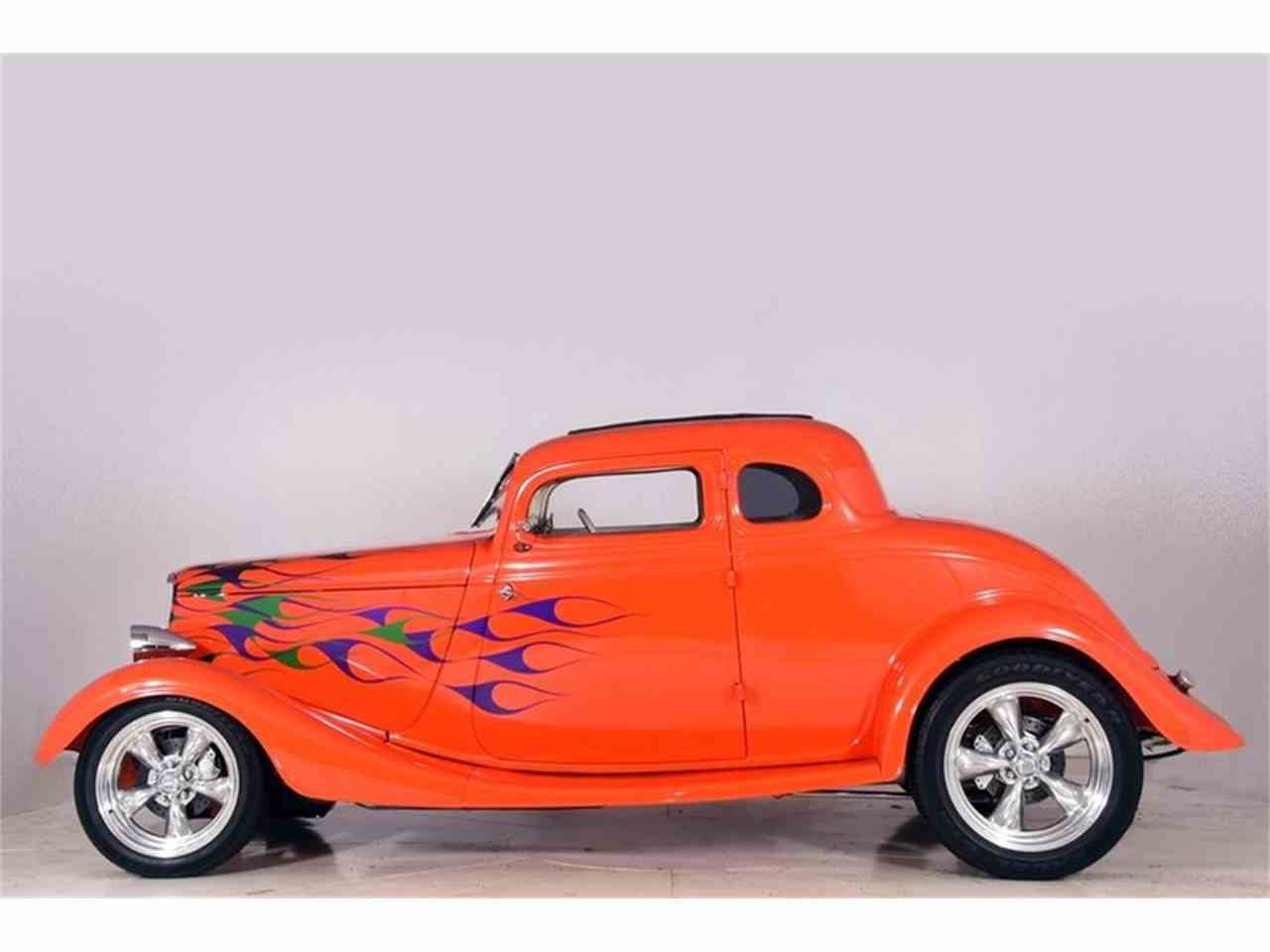 Large Picture of Classic 1934 Ford 5-Window Coupe - $59,998.00 Offered by Volo Auto Museum - M7Z9