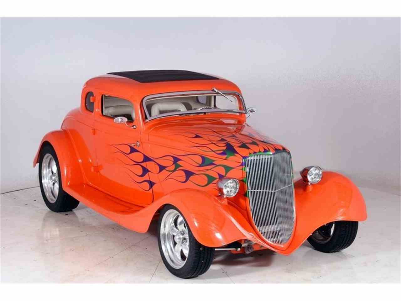 Large Picture of Classic '34 Ford 5-Window Coupe located in Illinois - M7Z9