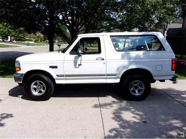 Picture of '96 Bronco - M7ZC