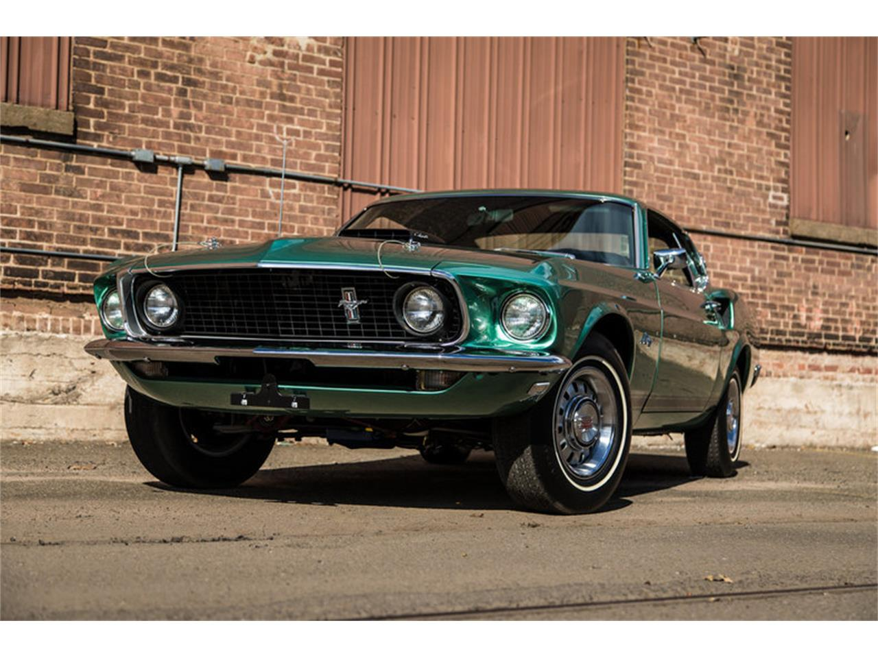 1969 Ford Mustang 428 Cobra Jet R Code For Sale Classiccars Com