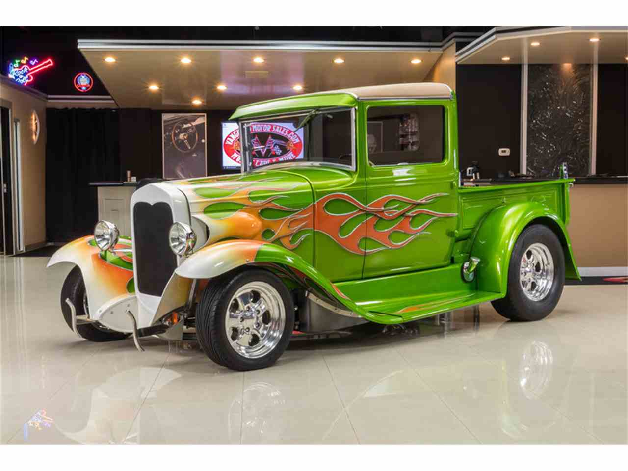 1930 Ford Model A Pickup Street Rod for Sale | ClassicCars.com | CC ...
