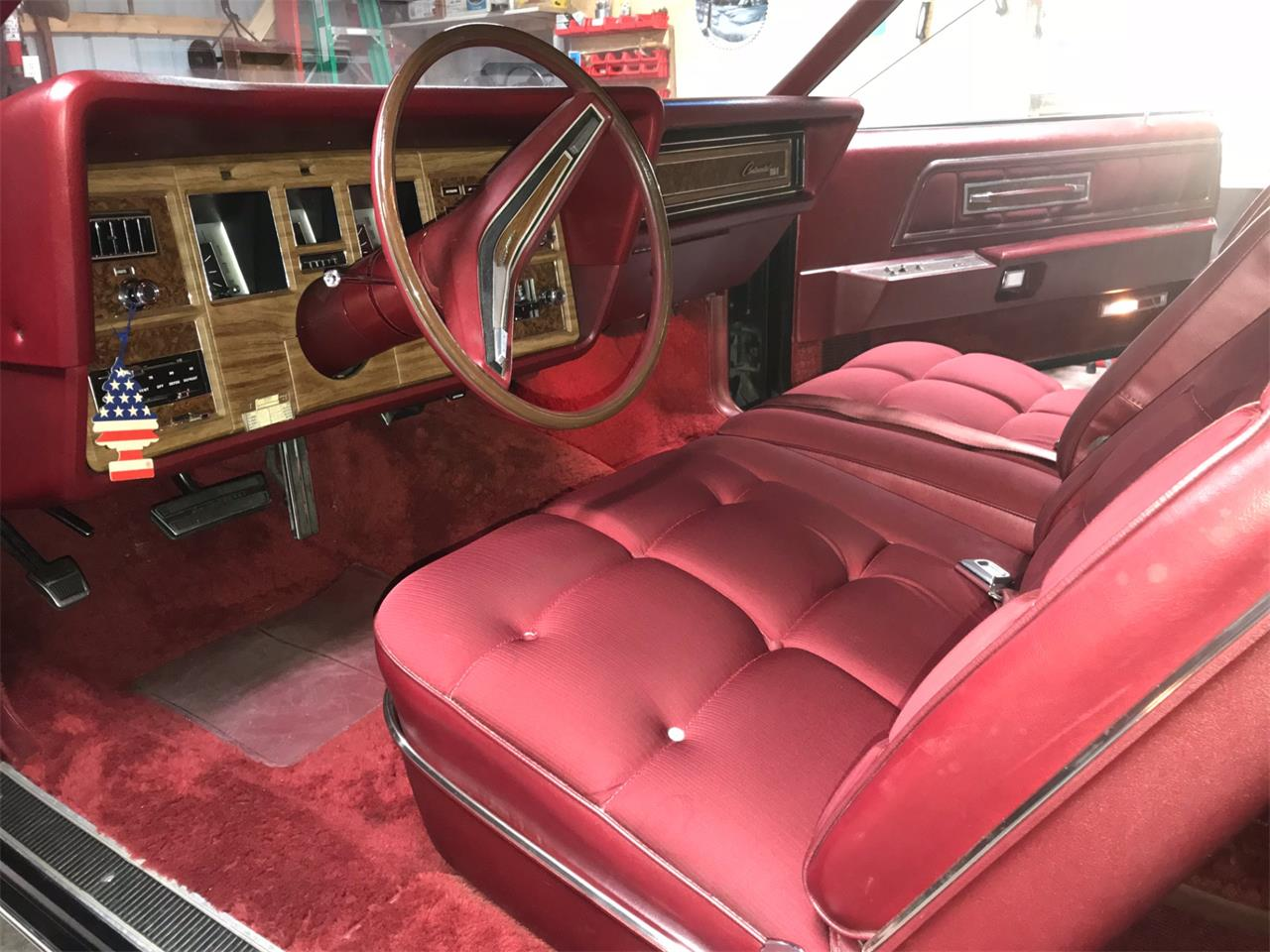 Large Picture of Classic 1972 Lincoln Continental located in Brainerd Minnesota Offered by High Rollers Hot Rods and Classics - M7ZR