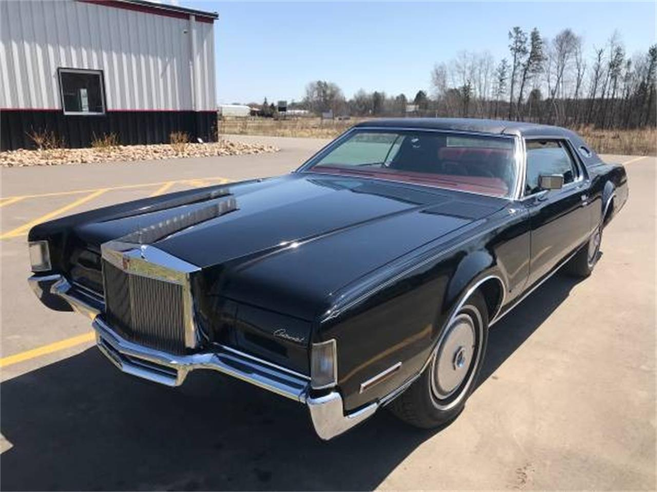 Large Picture of Classic 1972 Continental Offered by High Rollers Hot Rods and Classics - M7ZR