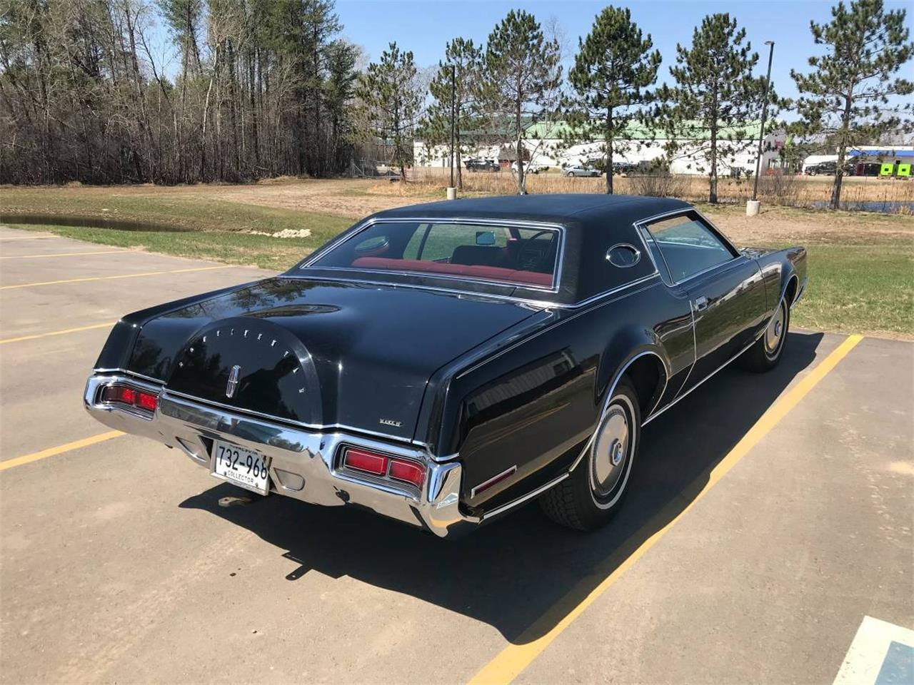 Large Picture of 1972 Continental - $9,900.00 - M7ZR