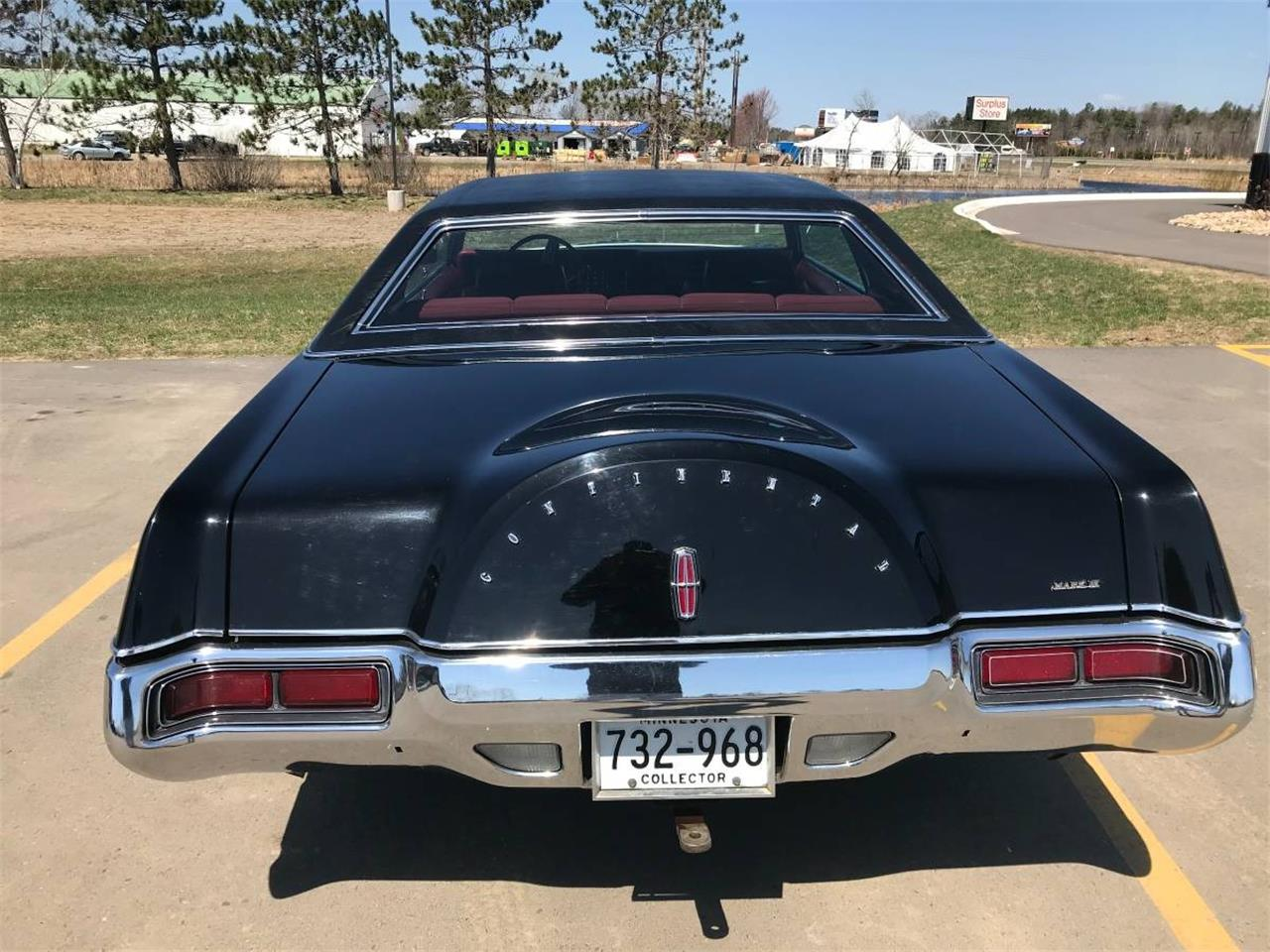 Large Picture of Classic '72 Continental - $9,900.00 Offered by High Rollers Hot Rods and Classics - M7ZR