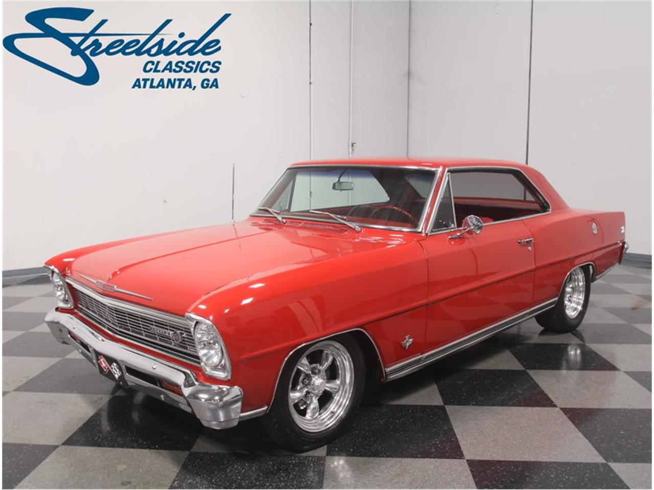 Large Picture of Classic 1966 Chevrolet Nova SS located in Lithia Springs Georgia - $47,995.00 Offered by Streetside Classics - Atlanta - M807