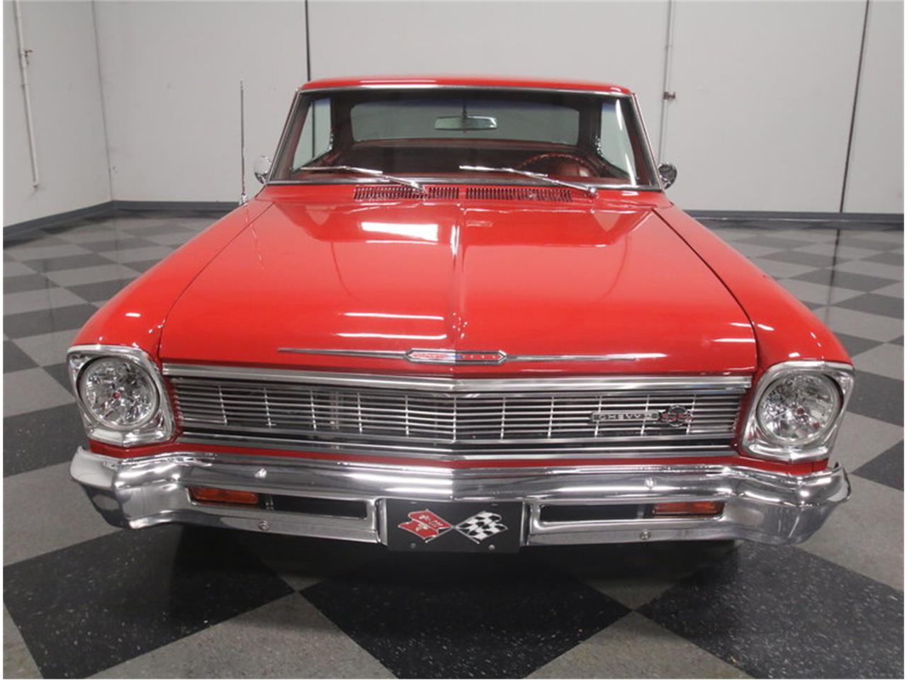 Large Picture of '66 Nova SS located in Georgia - $47,995.00 Offered by Streetside Classics - Atlanta - M807