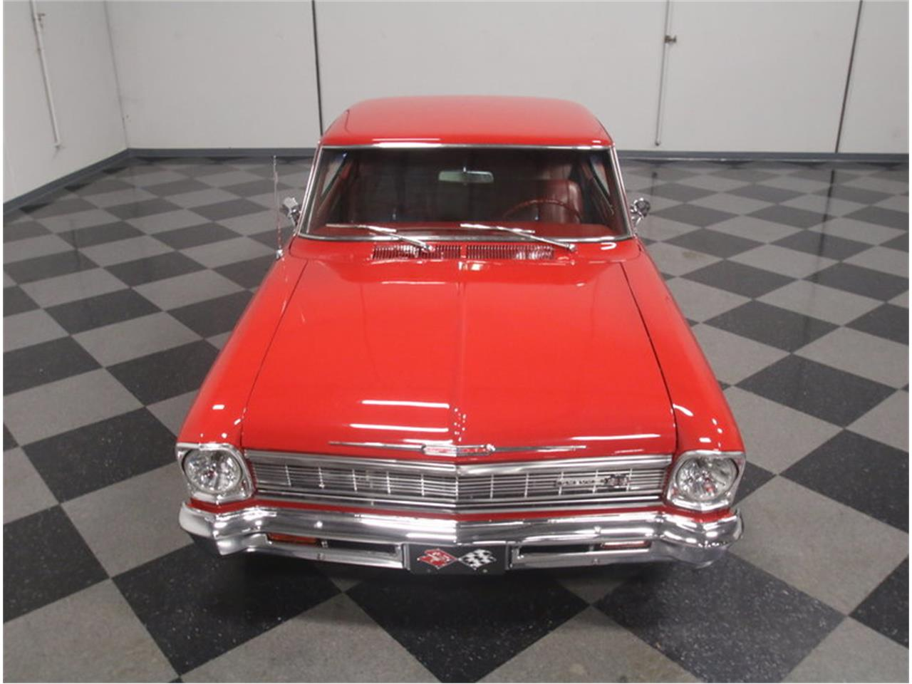 Large Picture of '66 Chevrolet Nova SS Offered by Streetside Classics - Atlanta - M807