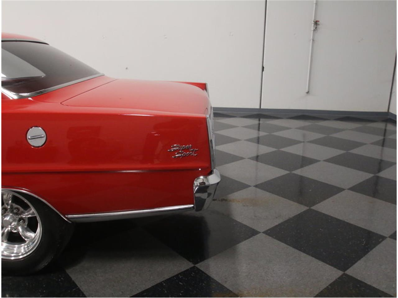 Large Picture of 1966 Nova SS - $47,995.00 - M807