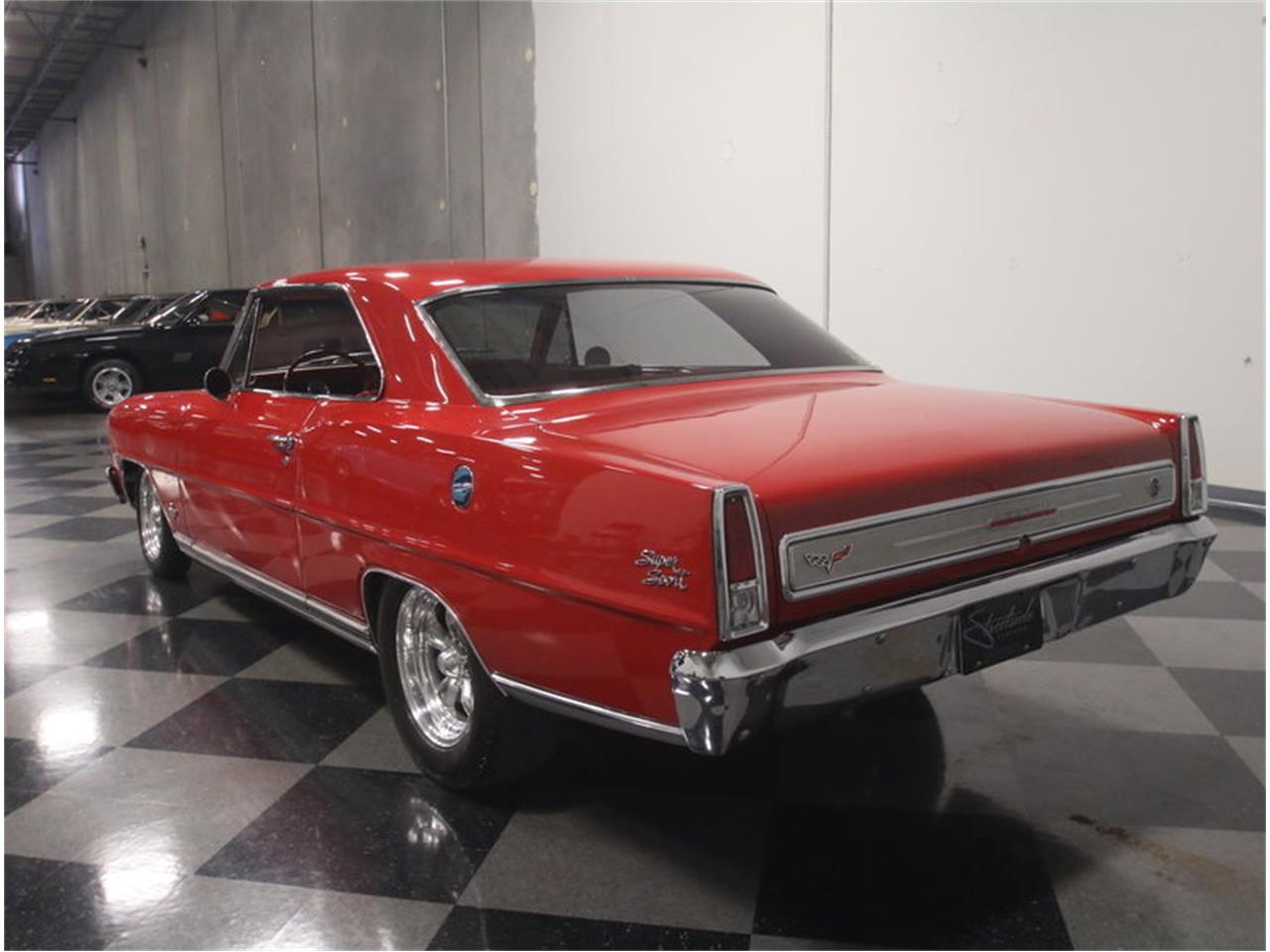 Large Picture of '66 Chevrolet Nova SS located in Lithia Springs Georgia Offered by Streetside Classics - Atlanta - M807