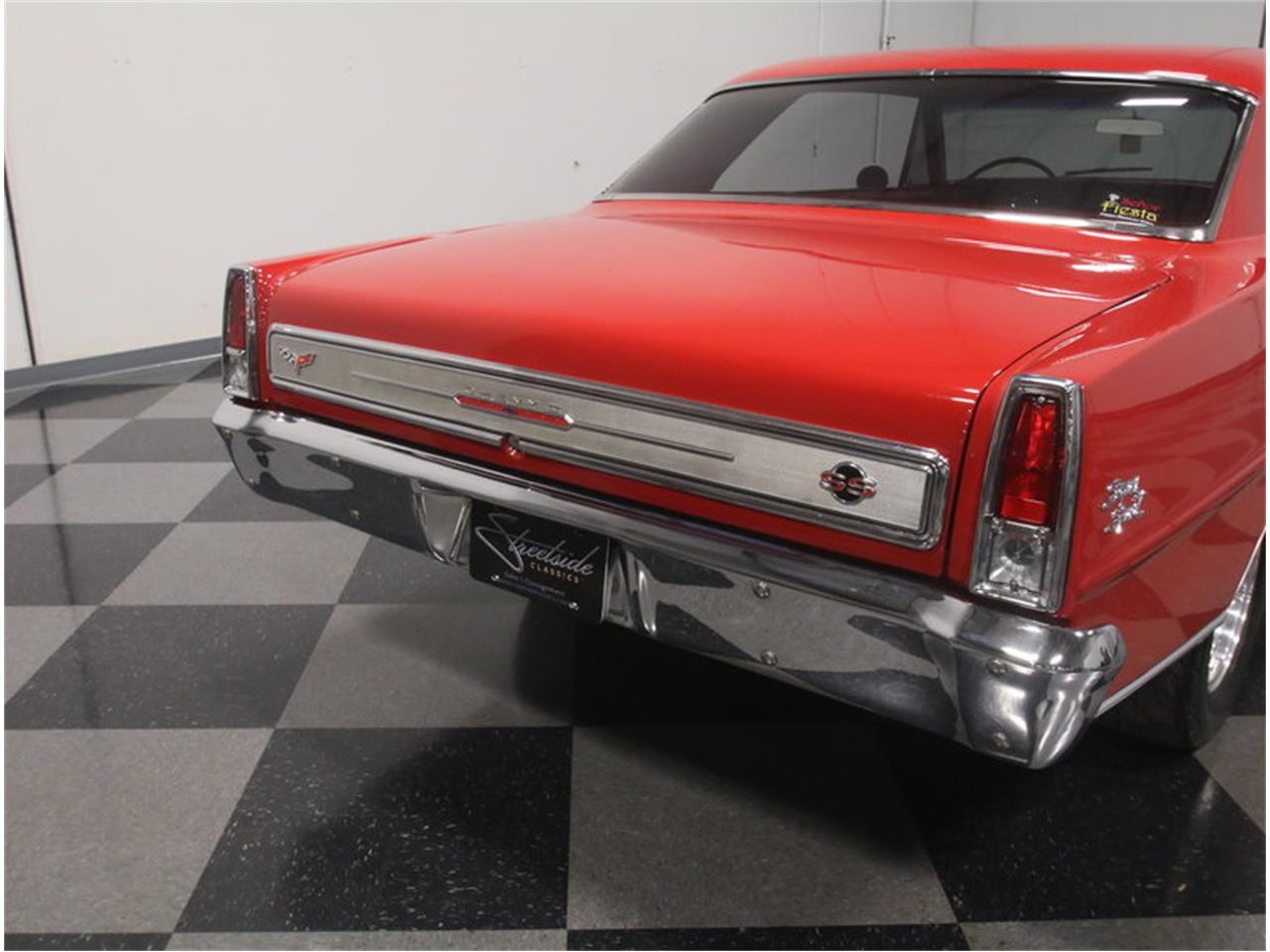 Large Picture of Classic '66 Nova SS - $47,995.00 Offered by Streetside Classics - Atlanta - M807
