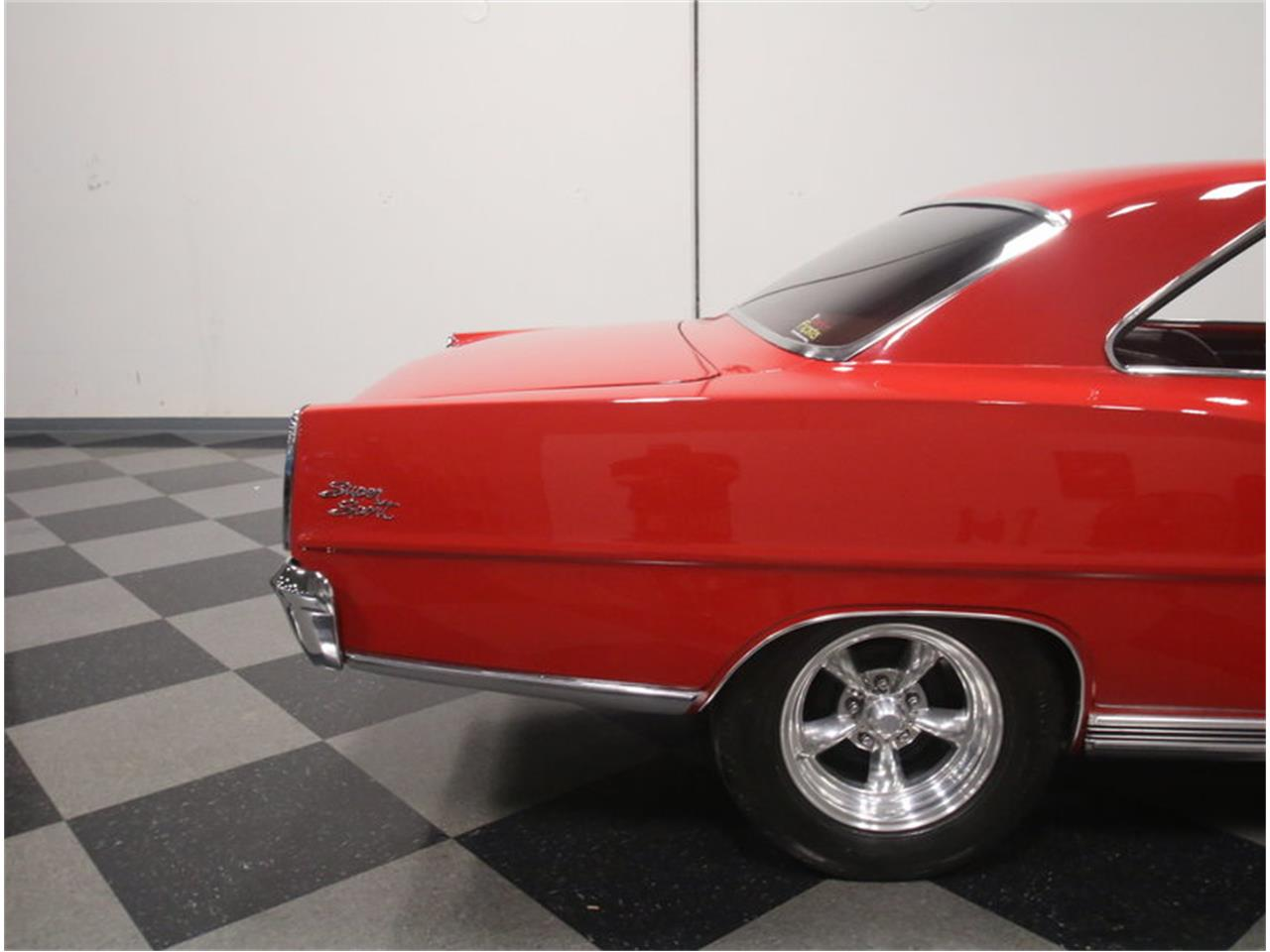 Large Picture of Classic 1966 Chevrolet Nova SS located in Lithia Springs Georgia Offered by Streetside Classics - Atlanta - M807