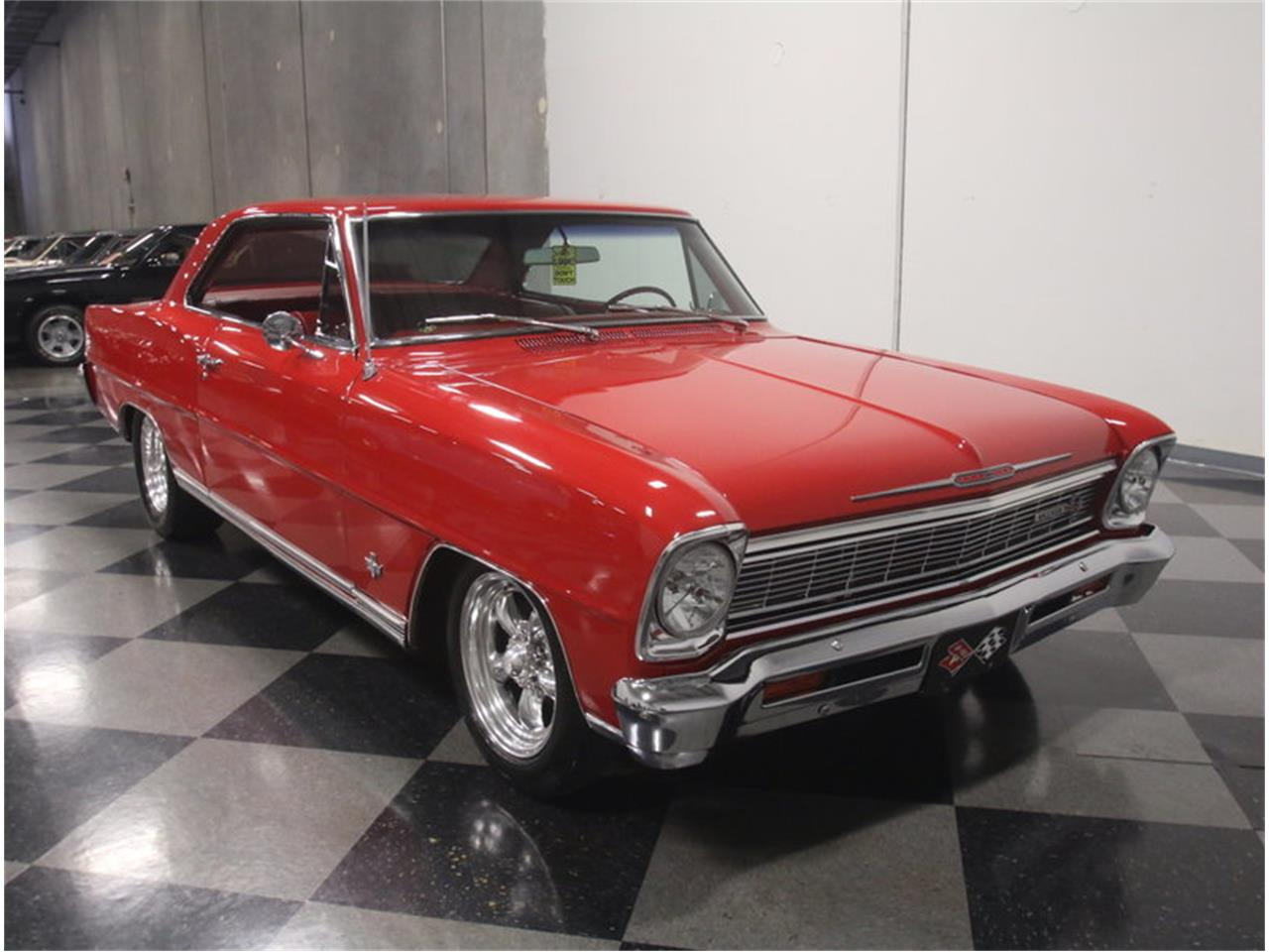 Large Picture of '66 Nova SS - $47,995.00 Offered by Streetside Classics - Atlanta - M807