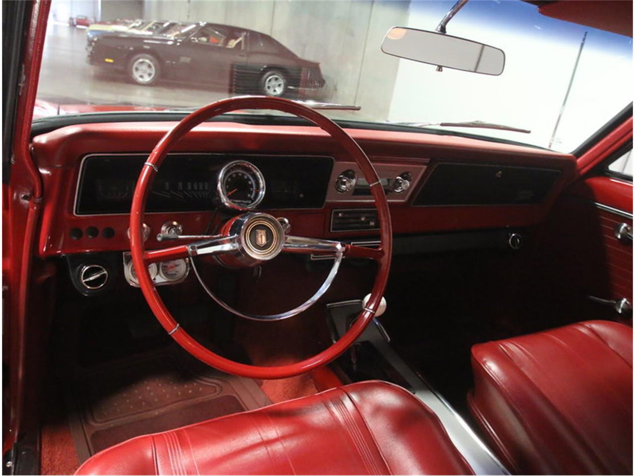 Large Picture of Classic '66 Nova SS - M807