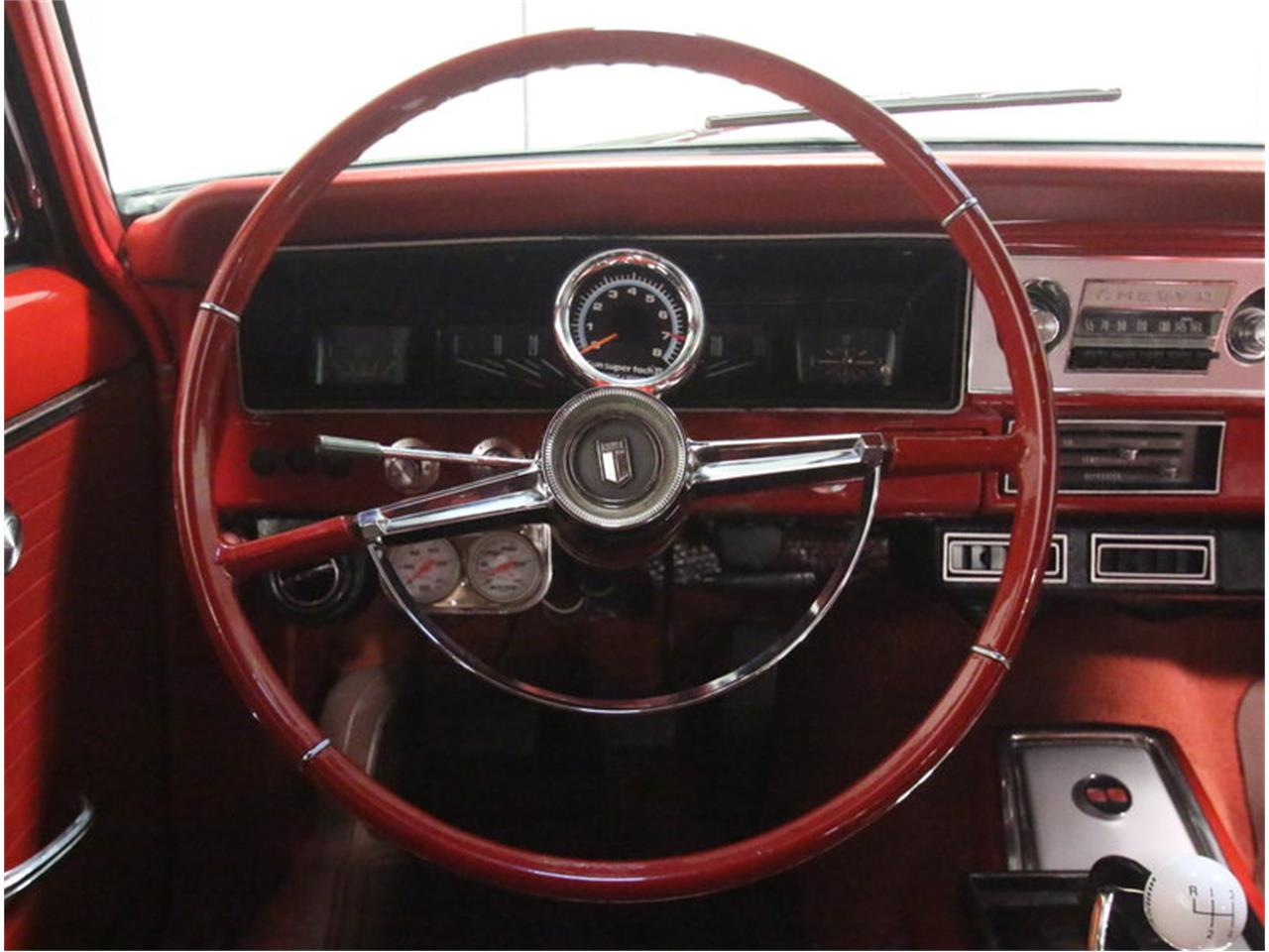 Large Picture of 1966 Nova SS - M807