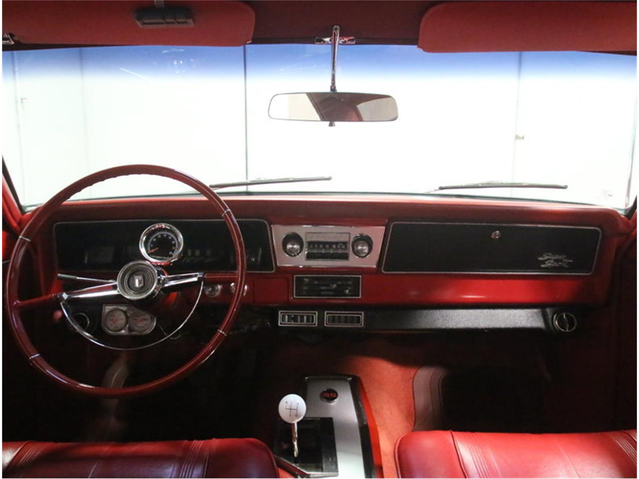 Large Picture of Classic 1966 Chevrolet Nova SS - $47,995.00 Offered by Streetside Classics - Atlanta - M807