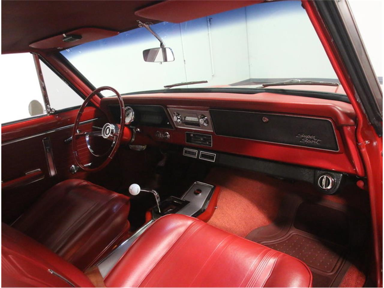 Large Picture of Classic '66 Chevrolet Nova SS - $47,995.00 Offered by Streetside Classics - Atlanta - M807