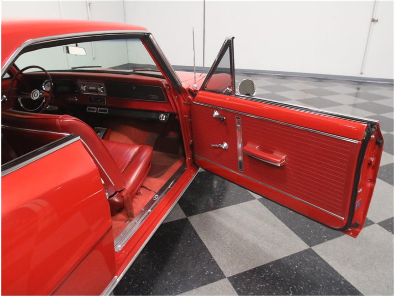 Large Picture of 1966 Chevrolet Nova SS located in Lithia Springs Georgia - $47,995.00 - M807
