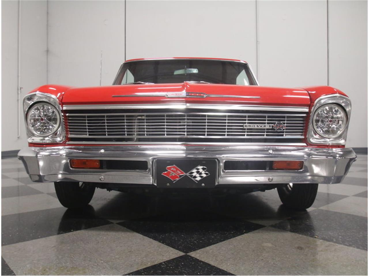 Large Picture of 1966 Chevrolet Nova SS located in Georgia - M807