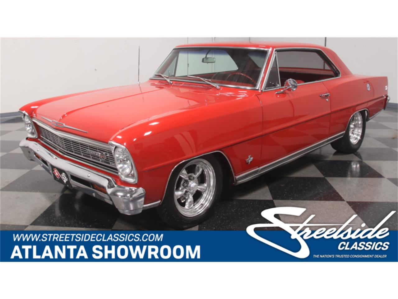 Large Picture of 1966 Nova SS located in Georgia - $47,995.00 Offered by Streetside Classics - Atlanta - M807