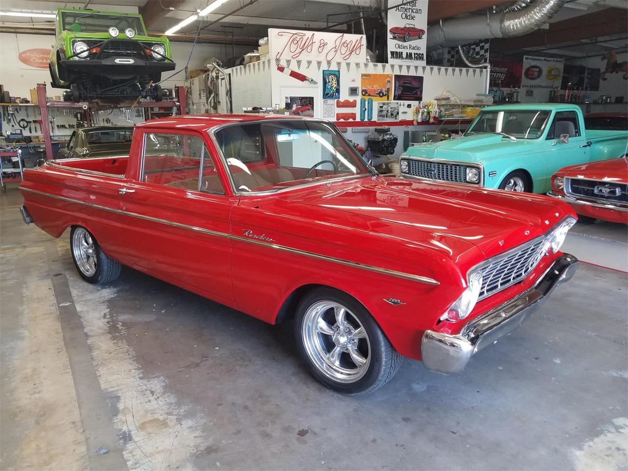Large Picture of 1964 Ranchero - $24,999.00 Offered by Arizona Classics - M808