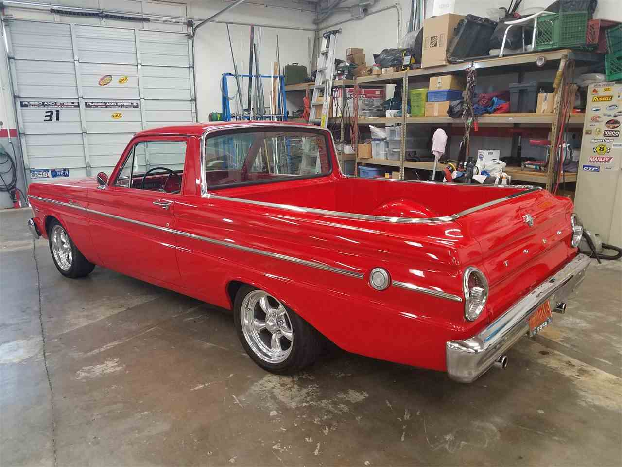 Large Picture of '64 Ranchero - M808