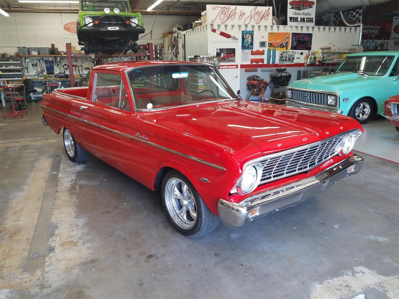 Large Picture of 1964 Ford Ranchero Offered by Arizona Classics - M808