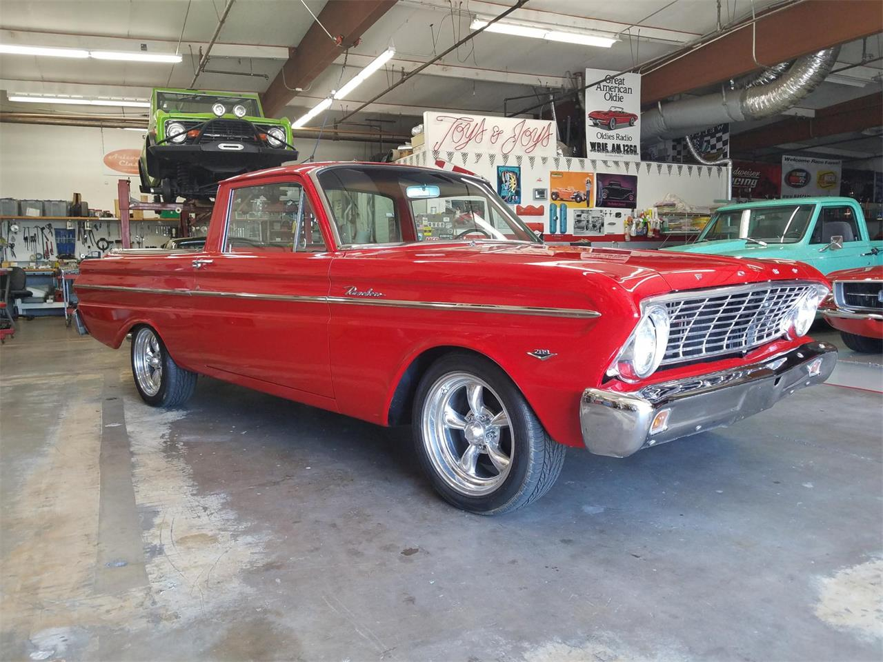 Large Picture of 1964 Ford Ranchero - $24,999.00 - M808