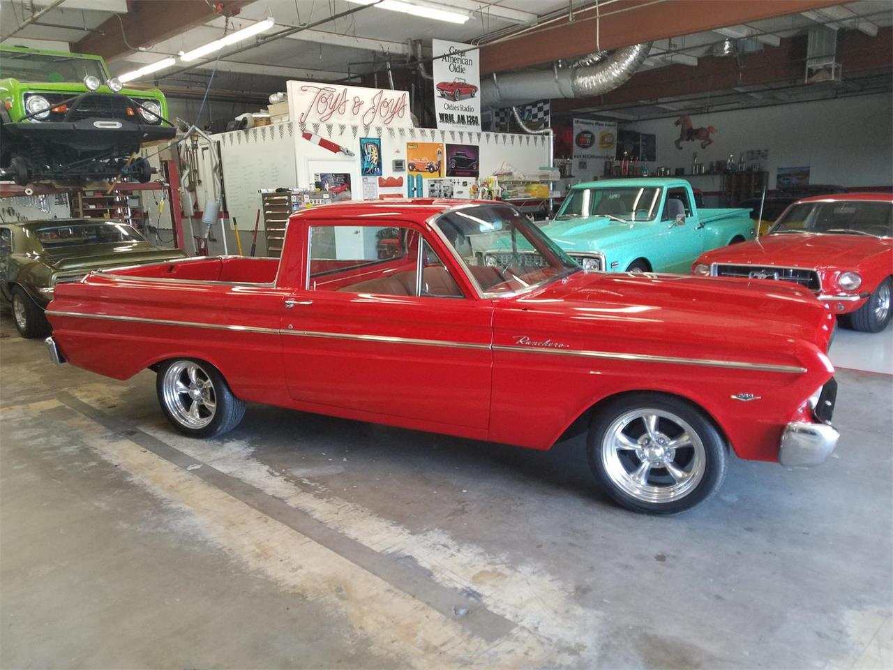 Large Picture of 1964 Ford Ranchero located in Tempe Arizona Offered by Arizona Classics - M808