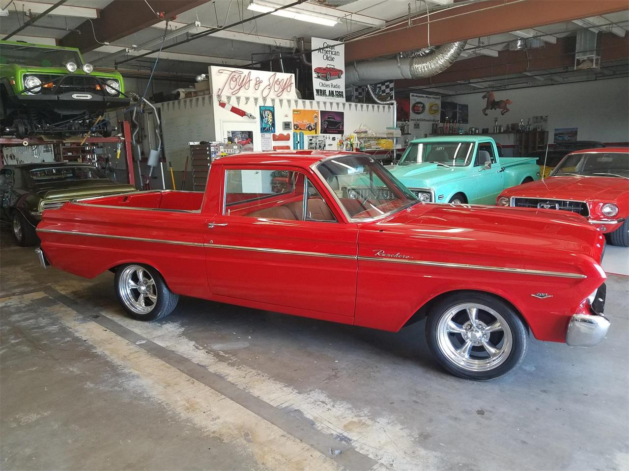 Large Picture of 1964 Ford Ranchero - M808