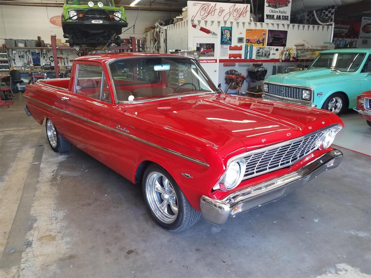 Large Picture of Classic 1964 Ranchero located in Arizona - $24,999.00 Offered by Arizona Classics - M808