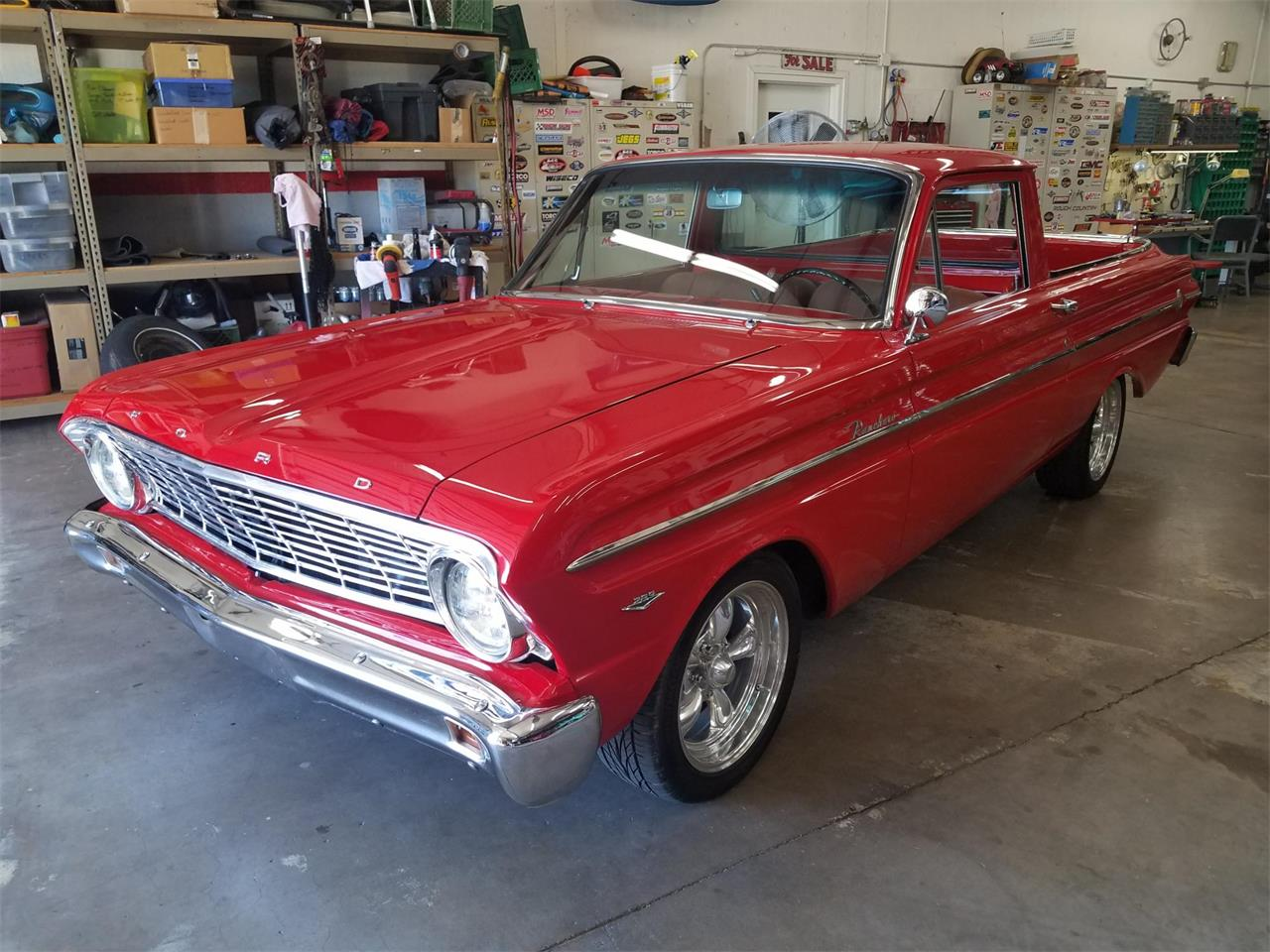 Large Picture of 1964 Ford Ranchero located in Tempe Arizona - M808