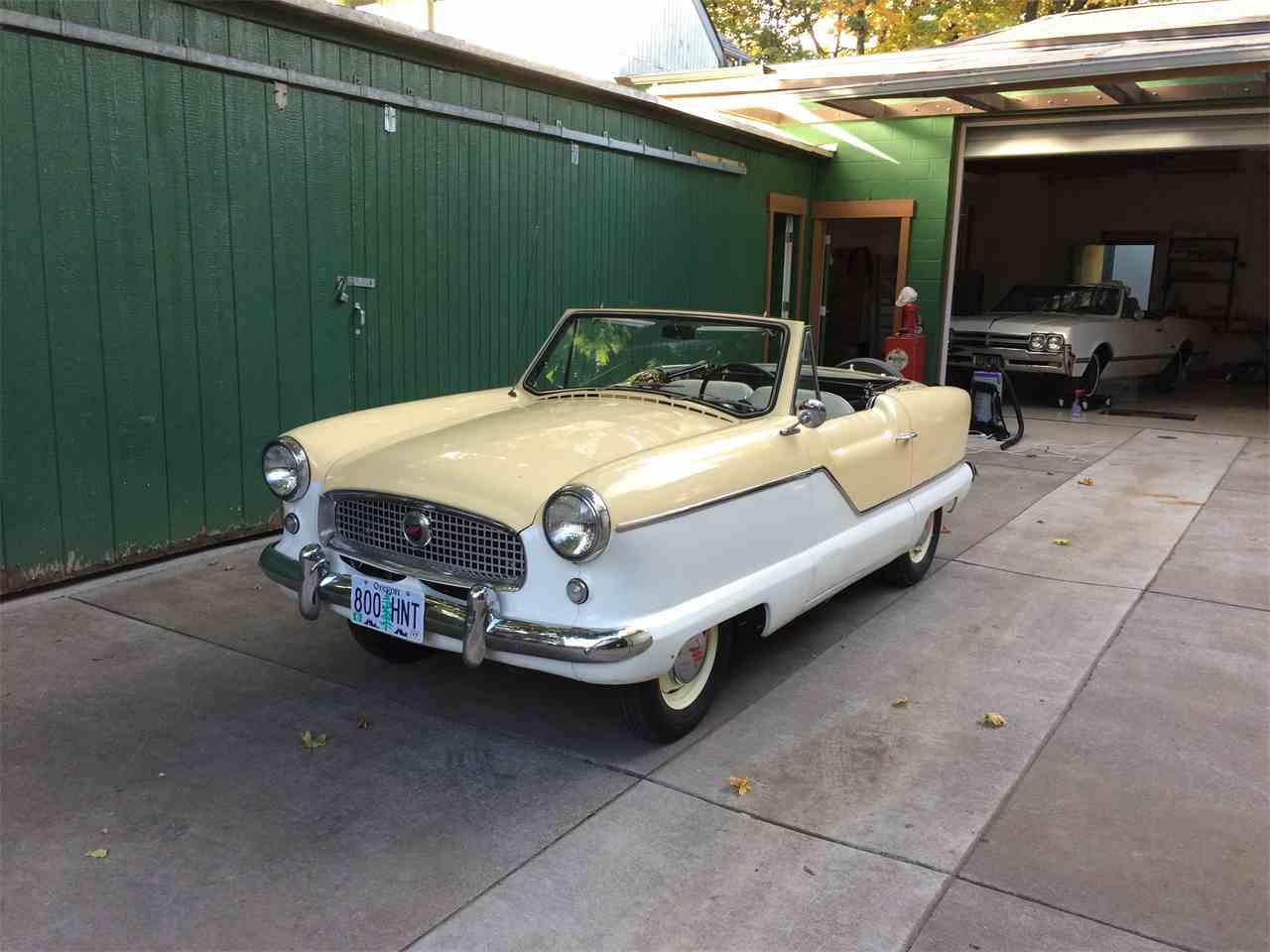 1960 Nash Metropolitan For Sale