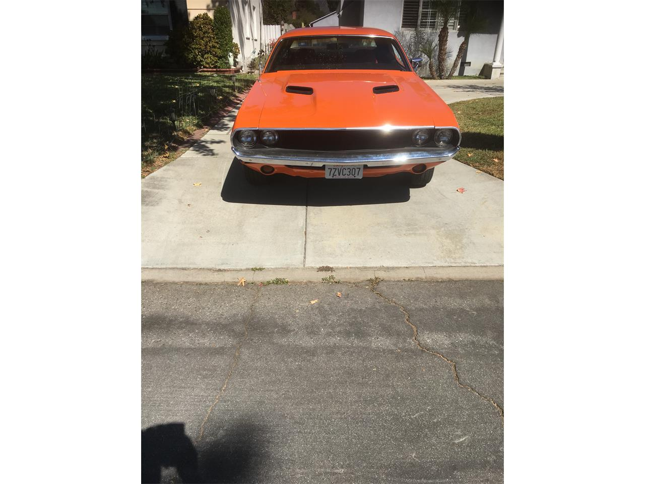 Large Picture of '70 Challenger R/T - M814