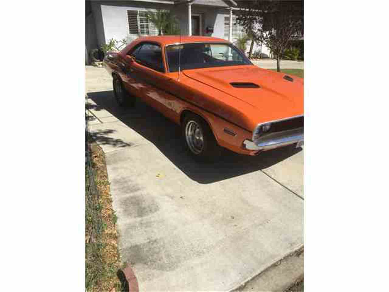 Large Picture of '70 Challenger R/T located in California - M814