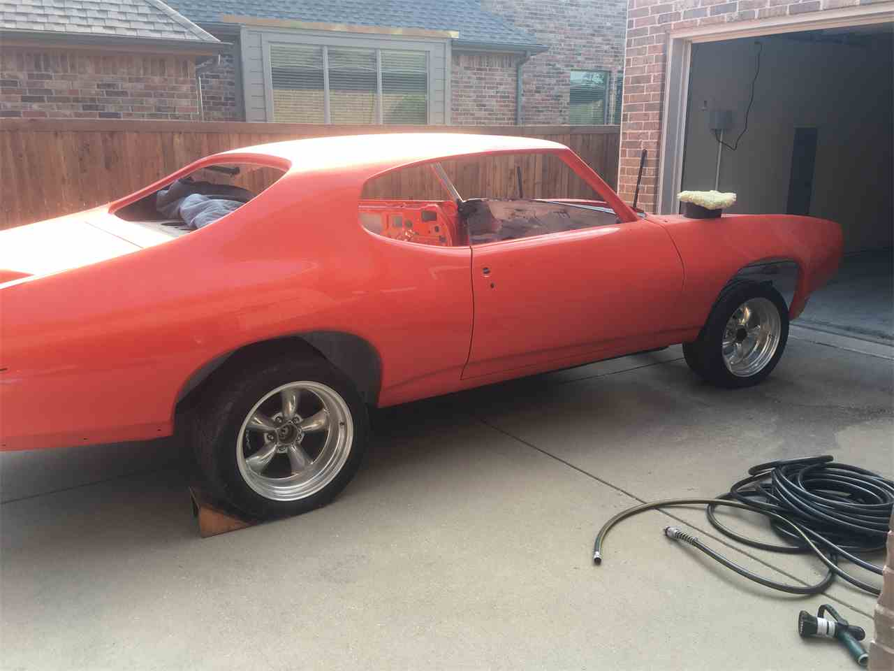 Large Picture of '69 GTO located in Texas - $29,000.00 - M81C