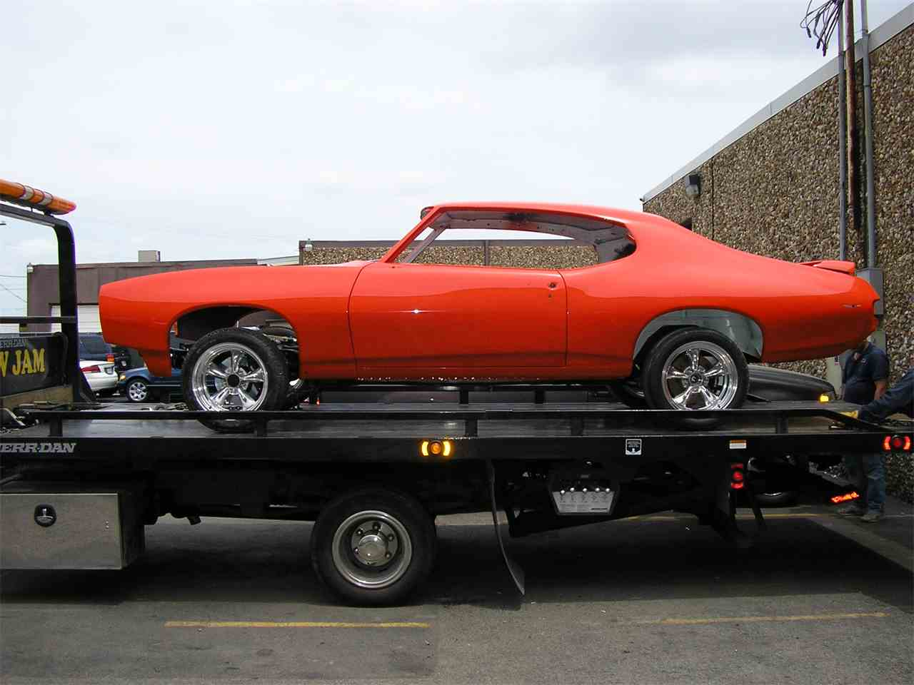 Large Picture of Classic 1969 Pontiac GTO - $29,000.00 - M81C
