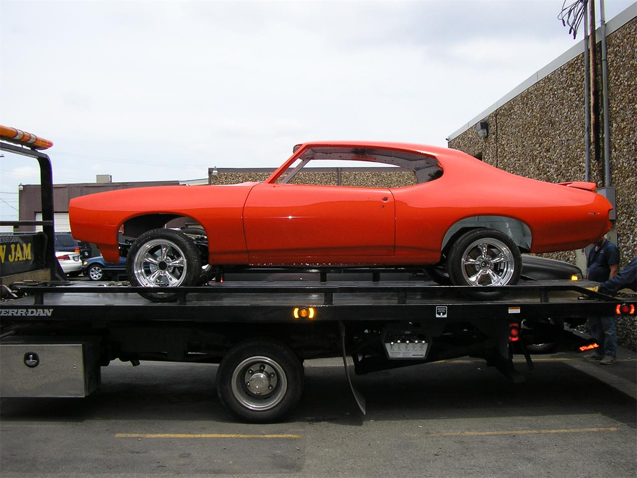 Large Picture of '69 GTO - M81C