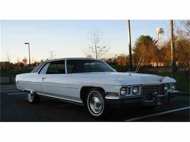 1972 to 1974 Cadillac Coupe DeVille for Sale on ClicCars.com