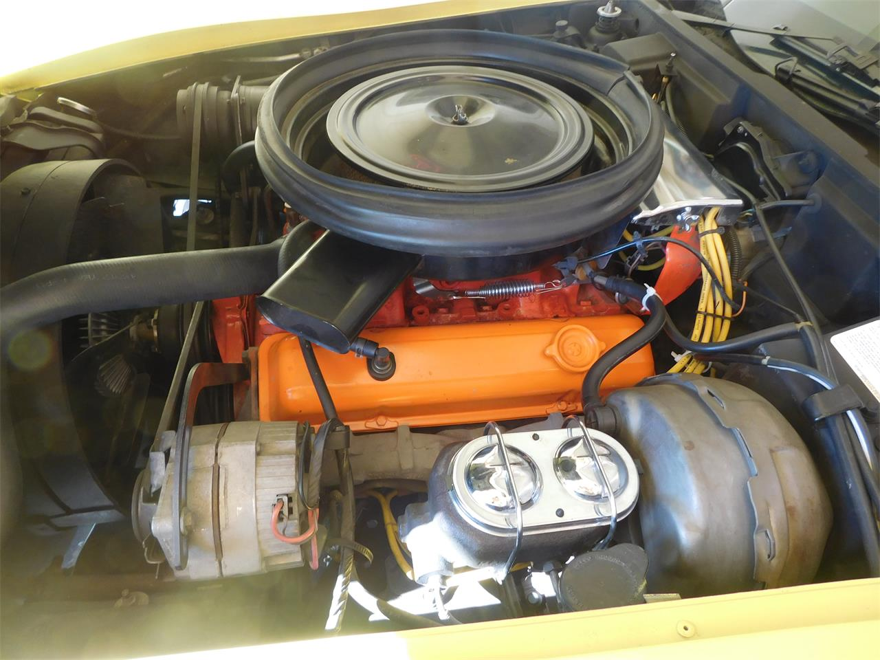 Large Picture of 1975 Corvette - M81R