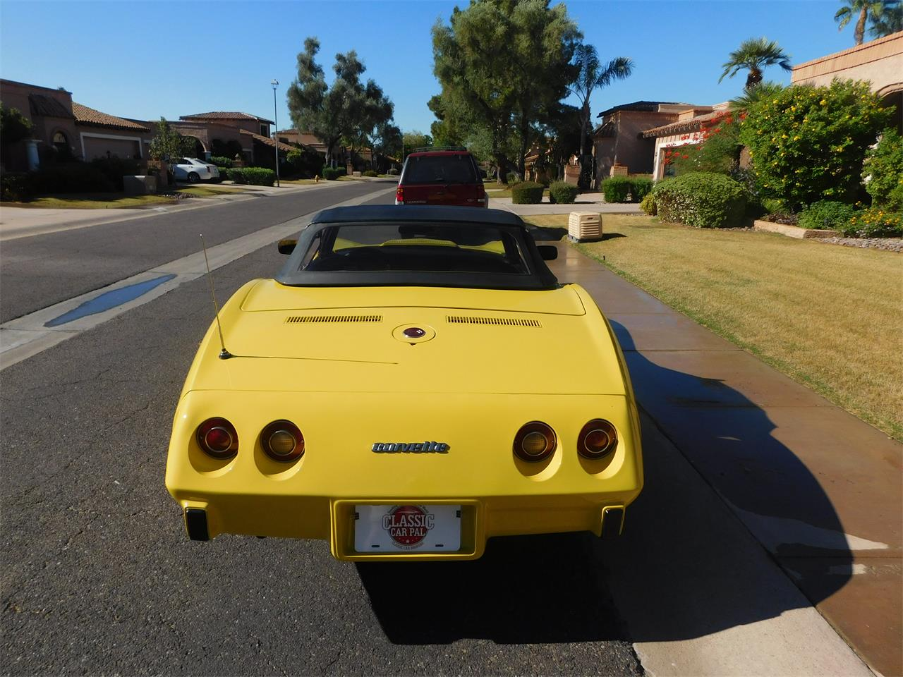Large Picture of '75 Chevrolet Corvette - M81R