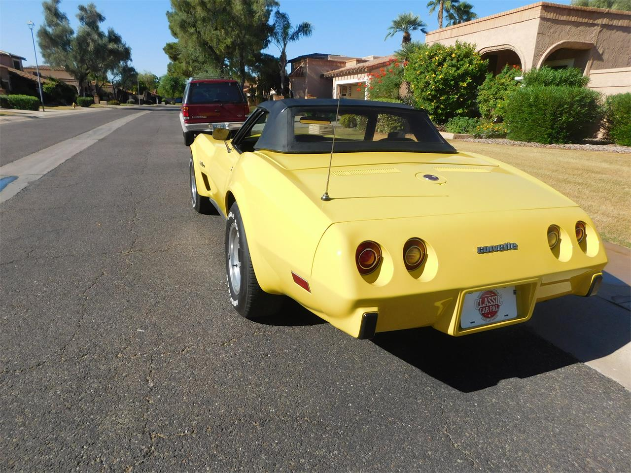 Large Picture of 1975 Chevrolet Corvette located in Phoenix Arizona Offered by Classic Car Pal - M81R