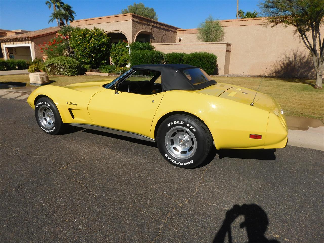 Large Picture of '75 Corvette located in Phoenix Arizona - M81R