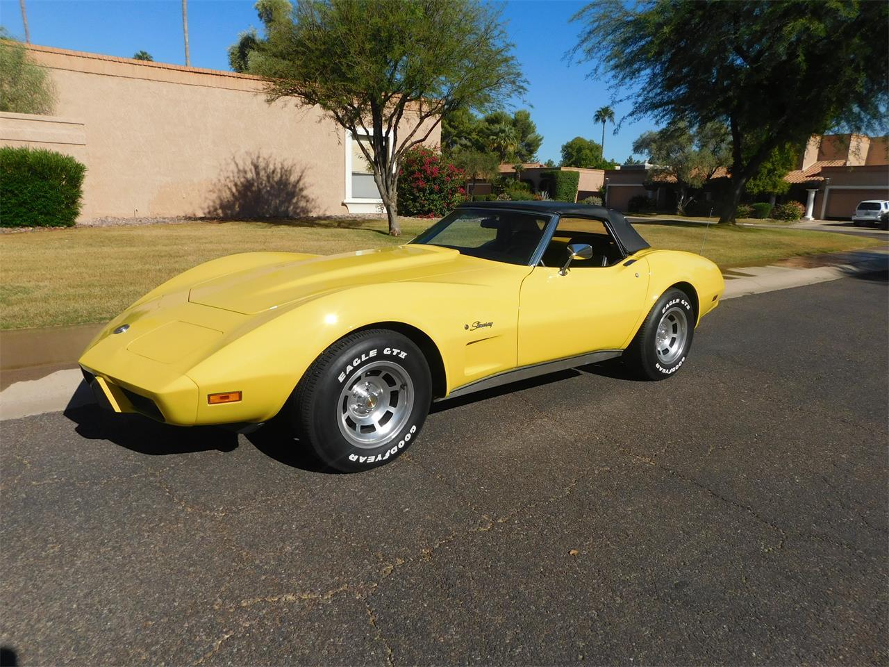 Large Picture of '75 Corvette located in Phoenix Arizona - $37,967.00 - M81R
